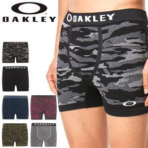 ボクサーパンツ OAKLEY オークリー メンズ ウエストロ...
