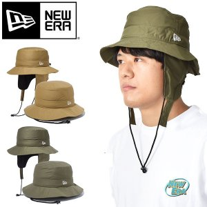 NEW ERA ニューエラ Adventure Dogear アドベンチャー ドッグイヤー ハット メンズ レディース 帽子 30%off elephant