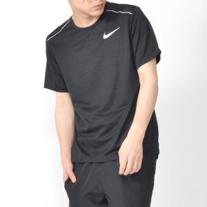 半袖 Tシャツ ナイキ NIKE メンズ DRI-FIT マイラー S/S トップ トレーニングシャツ ランニングシャツ スポーツウェア AJ7566 2019秋新色 20%OFF|elephant