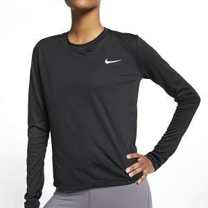 長袖 Tシャツ ナイキ NIKE レディース ウィメンズ マイラー L/S トップ ワンポイント ランニングシャツ ランニング ジョギング AJ8129 23%OFF