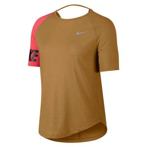 NIKE WOMENS MILER SD S/S TOP ナイキ ウィメンズ マイラー SD S/S...
