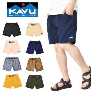 ショートパンツ カブー KAVU メンズ バラードショーツ 短パン ショーツ ショート パンツ クライミングパンツ アウトドア 2019夏新色 送料無料|elephant