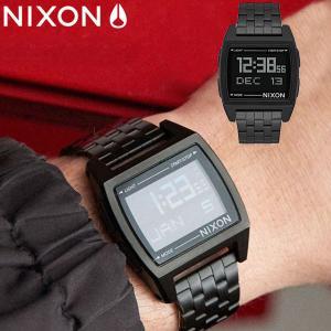 ニクソン NIXON NIXON ベース BASE 日本正規品 腕時計 メンズ レディース アウトドア ウォッチ 送料無料|elephant