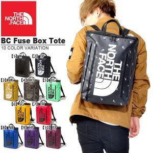 THE NORTH FACE(ザ・ノースフェイス)BC Fuse Box Tote(ヒューズボックス...