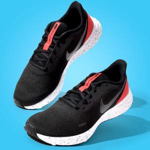 【最大22%還元】 ランニングシューズ ナイキ NIKE メンズ レボリューション 5 ランニング 靴 シューズ 部活 通学 BQ3204 2020春新色