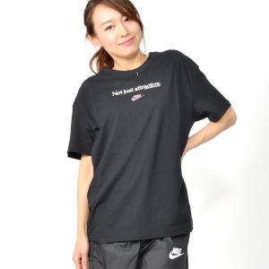 半袖 Tシャツ ナイキ NIKE レディース FEM 2 TEE シャツ ロゴ プリント トレーニング スポーツウェア BQ3697 2019夏新作|elephant