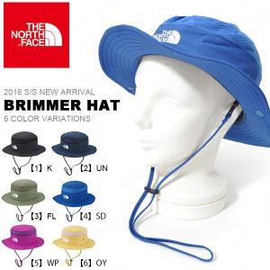 THE NORTH FACE (ノースフェイス) Brimmer Hat(ブリマーハット) 紳士 婦...