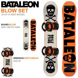 スノー ボード 板 バインディング 2点セット BATALE...