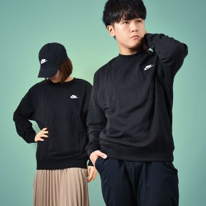 NIKE CLUB FRENCH TERRY CREW ナイキ クラブ フレンチテリー クルー 紳士...