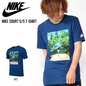 半袖 Tシャツ ナイキ NIKE メンズ コート S/S TEE シャツ グラフィック ロゴ プリント トレーニング スポーツウェア BV7498 2019秋新作|elephant