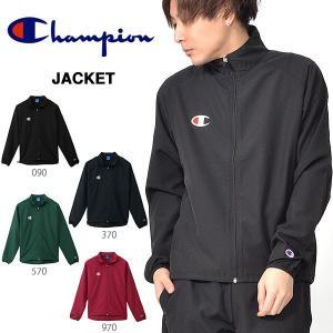 チャンピオン Champion メンズ JACKET ジャケット スポーツウェア トレーニング ウェア ランニング ジョギング ジム 得割20 C3-NSC23 elephant