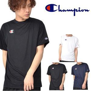 半袖 Tシャツ チャンピオン Champion メンズ T-SHIRTS ワンポイント ロゴ スポーツウェア トレーニング スポカジ 2019春夏新作 得割20 C3-PS390 elephant
