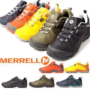 アウトドアシューズ メレル MERRELL メンズ CHAMELEON7 STORM GORE-TEX ゴアテックス 靴 M31133 M31135 M36475 M36477 M36479 フェス 得割10 elephant