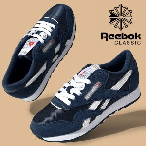 【最大22%還元】 半額 50%OFF スニーカー リーボック クラシック Reebok CLASSIC レディース クラシック ナイロン ローカット シューズ 靴 39749 6604