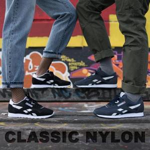 半額 50%OFF スニーカー リーボック クラシック Reebok CLASSIC レディース クラシック ナイロン ローカット シューズ 靴 39749 6604|elephant|06