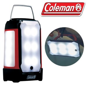 コールマン Coleman 2マルチパネルランタン LEDライト アウトドア キャンプ 防災グッズ 国内正規代理店品|elephant