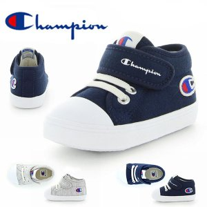 ベビーシューズ チャンピオン Champion CP BR012 ルーキーコート SWEAT スウェット ベルクロ スニーカー シューズ 靴 キッズ ベビー CP-BR012 2019秋冬新作|elephant