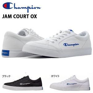 スニーカー チャンピオン Champion メンズ CP LJ007 ジャムコート OX ローカット キャンバス シューズ 靴 CP-LJ007 得割20|elephant