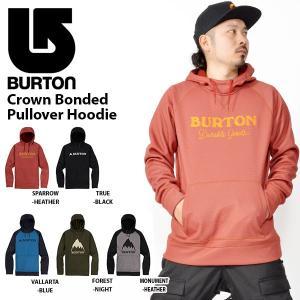 長袖 パーカー バートン BURTON Crown Bonded Pullover Hoodie プルオーバー 撥水 フーディー ボンディング スノボ スノーボード 2018-2019冬新作 20%off|elephant