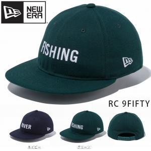 NEW ERA ニューエラ RC 9FIFTY ワード フィッシング リバー アウトドア ベースボール キャップ メンズ レディース 帽子 CAP 2019春夏新作|elephant