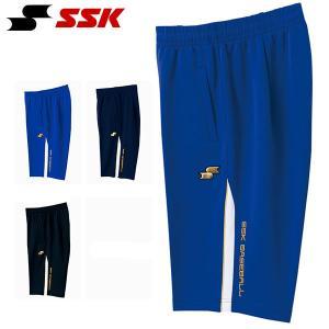 SSK エスエスケイ ウォームアップハーフパンツ メンズ 野球 ベースボール トレーニングウェア DRF019HP 得割25|elephant