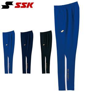 SSK エスエスケイ ウォームアップパンツ メンズ 野球 ベースボール ロングパンツ トレーニングウェア DRF019P 得割25|elephant