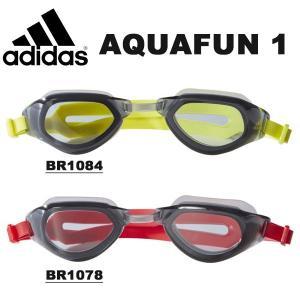スイミングゴーグル アディダス adidas AQUAFUN 1 スイミング ゴーグル 水中メガネ プール 水泳 スイム 2018新色 20%OFF elephant