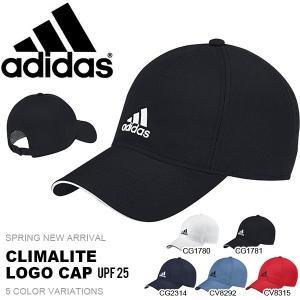ランニングキャップ アディダス adidas クライマライトロゴキャップ メンズ レディース 帽子 CAP 紫外線防止 ジョギング マラソン 2018春新作 10%OFF