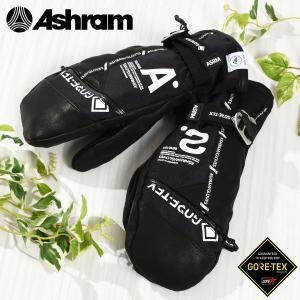 スノーボード グローブ Ashram アシュラム 手袋 オーバーミトン スノボ ECWGS エクワッグス ゴアテックス GORE-TEX メンズ30%off|elephant