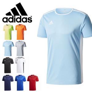 半袖 Tシャツ アディダス adidas キッズ JR ENTRADA18 トレーニングシャツ プラクティスシャツ ゲームシャツ サッカー フットサル スポーツウェア EEE64 得割23|elephant