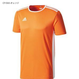半袖 Tシャツ アディダス adidas キッズ JR ENTRADA18 トレーニングシャツ プラクティスシャツ ゲームシャツ サッカー フットサル スポーツウェア EEE64 得割23|elephant|02
