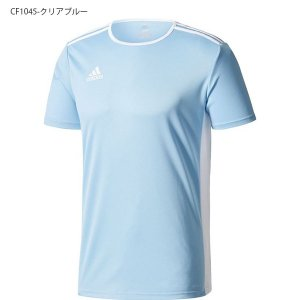 半袖 Tシャツ アディダス adidas キッズ JR ENTRADA18 トレーニングシャツ プラクティスシャツ ゲームシャツ サッカー フットサル スポーツウェア EEE64 得割23|elephant|03