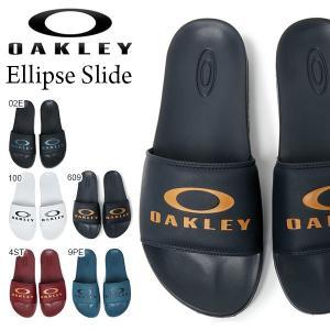 サンダル OAKLEY オークリー メンズ エリプス スライド スポーツサンダル ビーチサンダル ビーサン スポサン 2019春夏新作|elephant