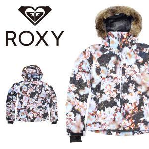スノーボードウェア ROXY ロキシー MIKA NINAGAWA X ROXY JET SKI JACKET レディース ジャケット スノーボード スノボ erjtj03186 2018-2019冬新作 30%off|elephant