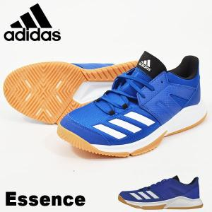 ハンドボールシューズ アディダス adidas Essence メンズ インドアコート 屋内用 シューズ 靴 2019秋新作 得割25 送料無料 G28901|elephant