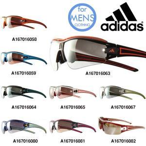 スポーツサングラス アディダス adidas メンズ a167 EVIL-E HRM PRO L ゴルフ テニス ランニング マラソン 得割30 送料無料|elephant
