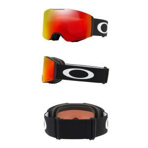 スノーゴーグル OAKLEY オークリー FALL LINE フォールライン ミラー プリズム レンズ メガネ対応 スノーボード スキー 日本正規品 oo7086-01 送料無料 得割30|elephant|02