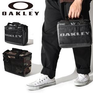 送料無料 ペットボトル6本収納 クーラーバッグ OAKLEY オークリー クーラーボックス 保冷バッ...