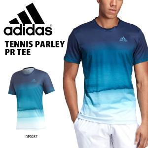 半袖 Tシャツ アディダス adidas メンズ TENNIS PARLEY PR TEE テニスウェア テニス ウェア 2019春新作 得割25 FRO28