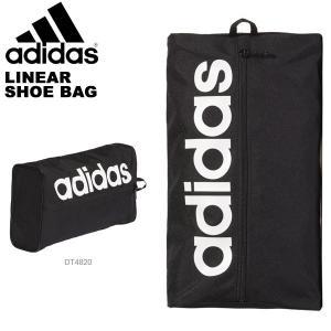 アディダス adidas リニアシューズバッグ シューズケース シューケース 靴入れ 学校 部活 クラブ 2019春新作 得割25 FSX08|elephant