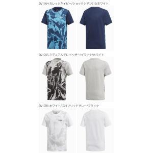 キッズ 半袖 Tシャツ アディダス adidas B CORE グラフィック Tシャツ ジュニア 子供 スポーツウェア 2019夏新作 得割23 FTN16|elephant|02