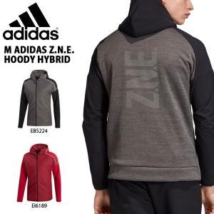 アディダス adidas M adidas Z.N.E. フーディー ハイブリッド メンズ フルジップ パーカー トレーナー ジャケット 2019秋新作 得割20 送料無料 FWQ59|elephant