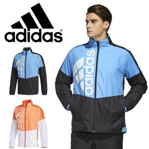 ウインドブレーカー アディダス adidas メンズ TEAM BT JKT ウインドジャケット ナイロン ビッグロゴ テニス ウエア 2019秋新作 得割20 送料無料 FWS55|elephant