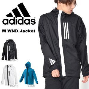 ウインドブレーカー アディダス adidas M WND ジャケット メンズ ナイロン ウインドジャケット 2019春新作 25%OFF 送料無料 FXY09|elephant