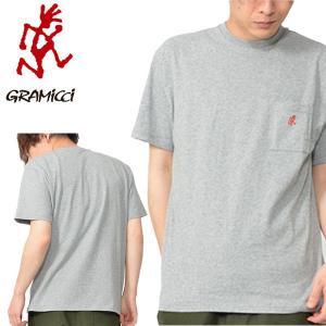 半袖 Tシャツ グラミチ GRAMICCI メンズ ONE POINT TEE シャツ ロゴ プリント 半袖Tシャツ アウトドア GUT-19S085 2019春夏新作|elephant