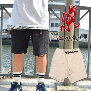 【最大27%還元】 ショートパンツ グラミチ GRAMICCI メンズ NN-Shorts ナロー ...