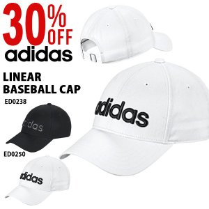 アディダス adidas リニアベースボールキャップ メンズ レディース 帽子 CAP 日焼け対策 紫外線防止 スポーツ カジュアル 2019秋新作 得割20 GDJ06|elephant