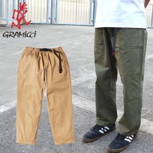 【最大27%還元】 グラミチ GRAMICCI メンズ ルーズ テーパード パンツ LOOSE TA...