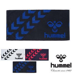 ヒュンメル hummel バスタオル 600×1200mm スポーツタオル スポーツ トレーニング フィットネス ジム 2019春夏新作 得割20 HAA5020|elephant