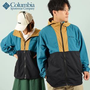 アウトドアジャケット コロンビア Columbia メンズ Hazen Hunting Patterned Jacket マウンテンパーカー ウインドブレーカー PM3911 2017秋冬新作 10%off elephant